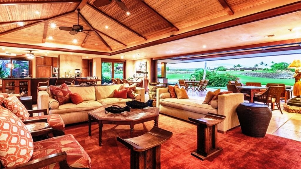 16-Tropical Living Room Designs