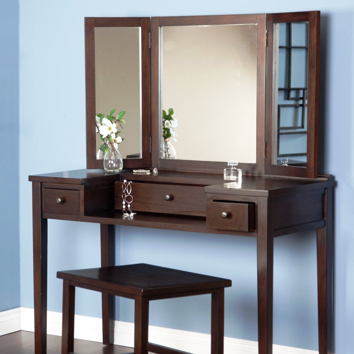 Designs For Bedroom Vanity (5)