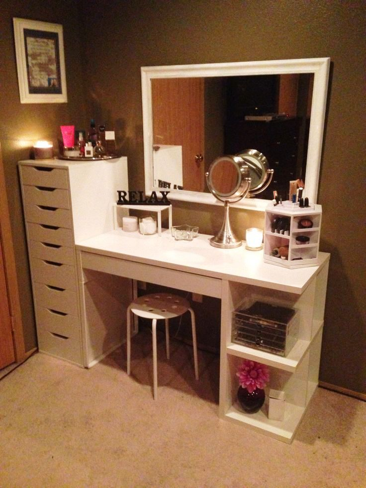 Simple Bedroom Vanity Ideas (1)