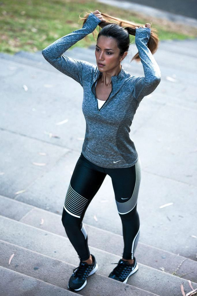 Winter Casual Workout Outfits For Women 5