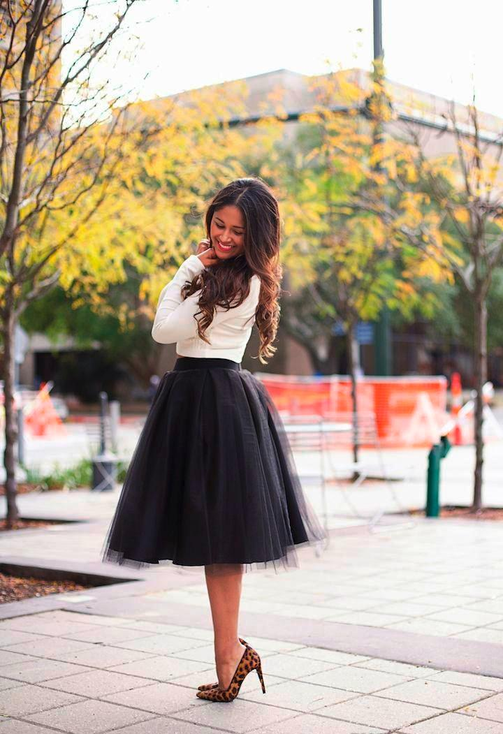 18-Knee Length Skirts