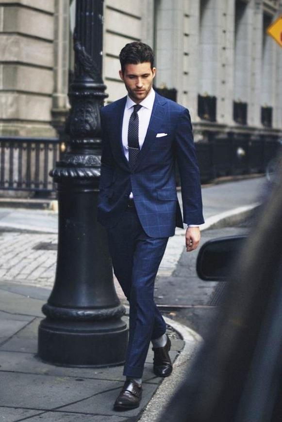 8-Men's Suits Combinations