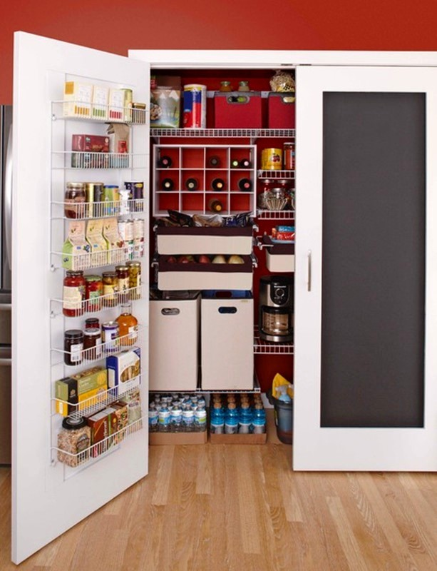22-Kitchen Pantry Decor
