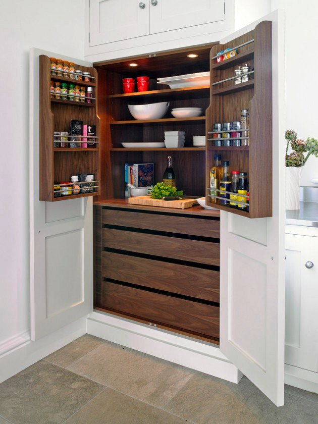 24-Kitchen Pantry Decor
