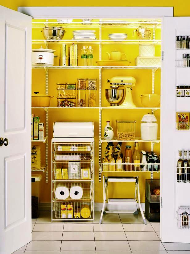 26-Kitchen Pantry Decor