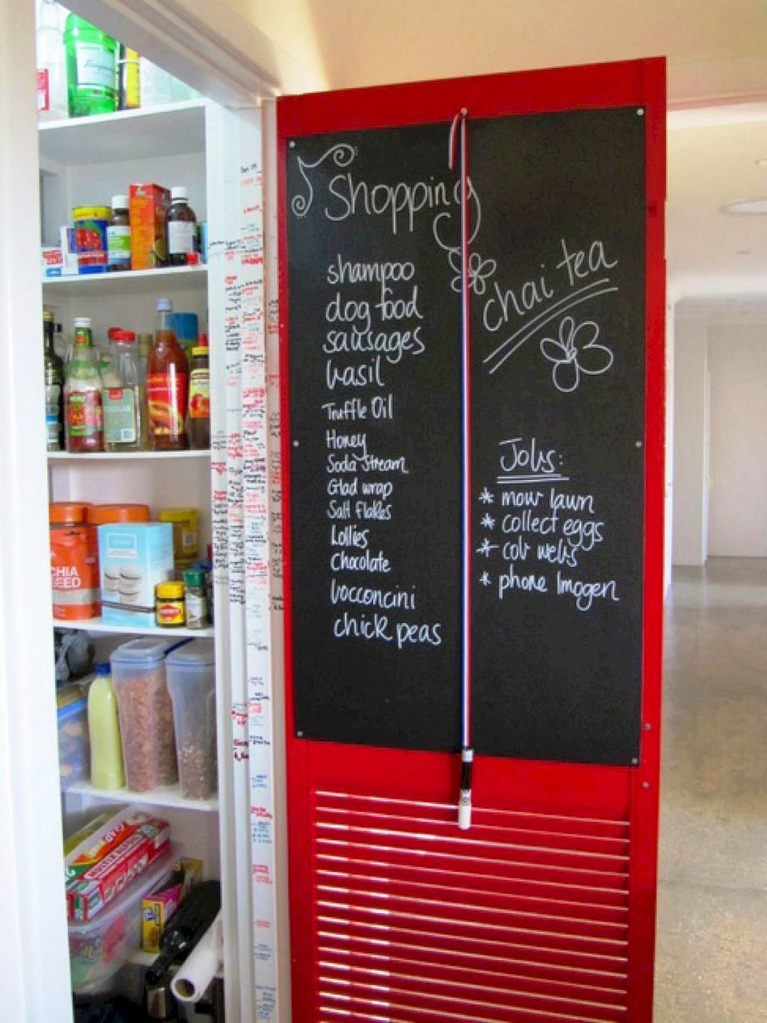 30-Kitchen Pantry Decor
