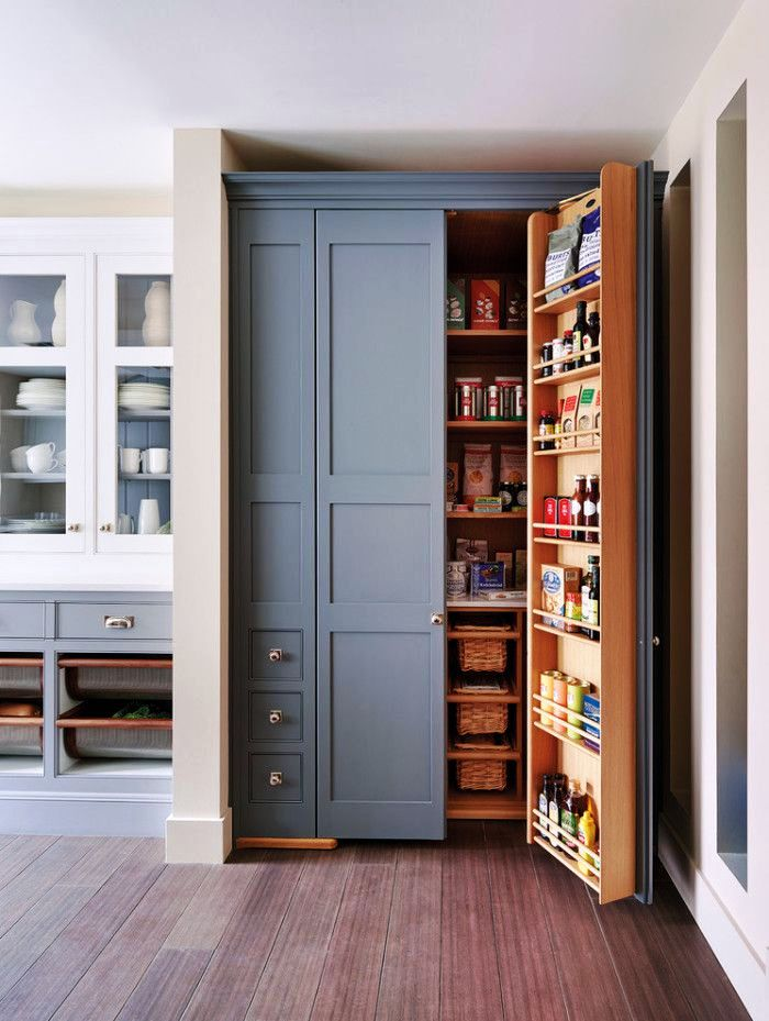 43-Kitchen Pantry Design Ideas