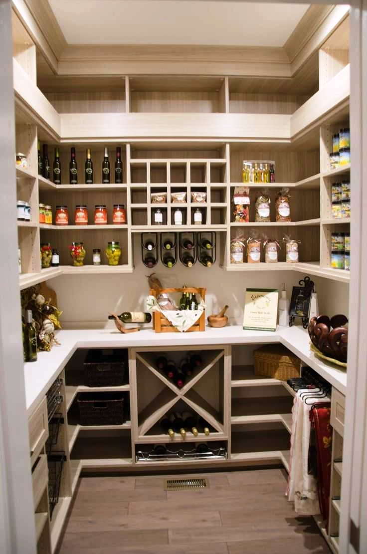 7-Kitchen Pantry Design
