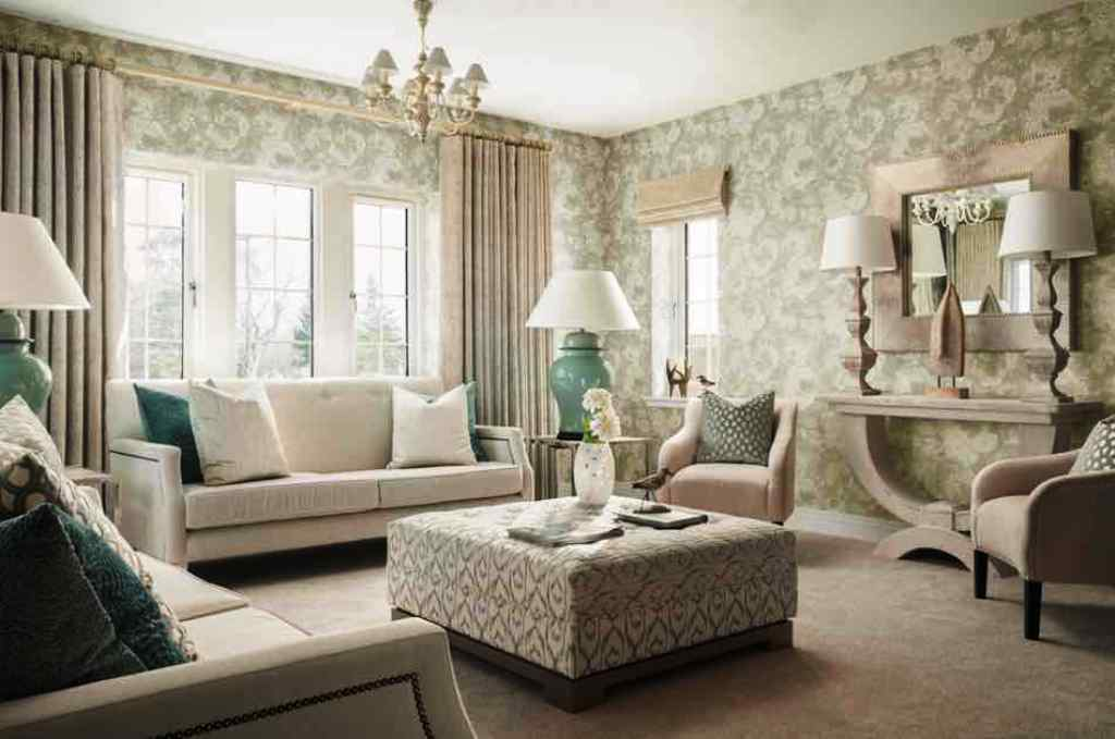 1. Formal Living Room Ideas