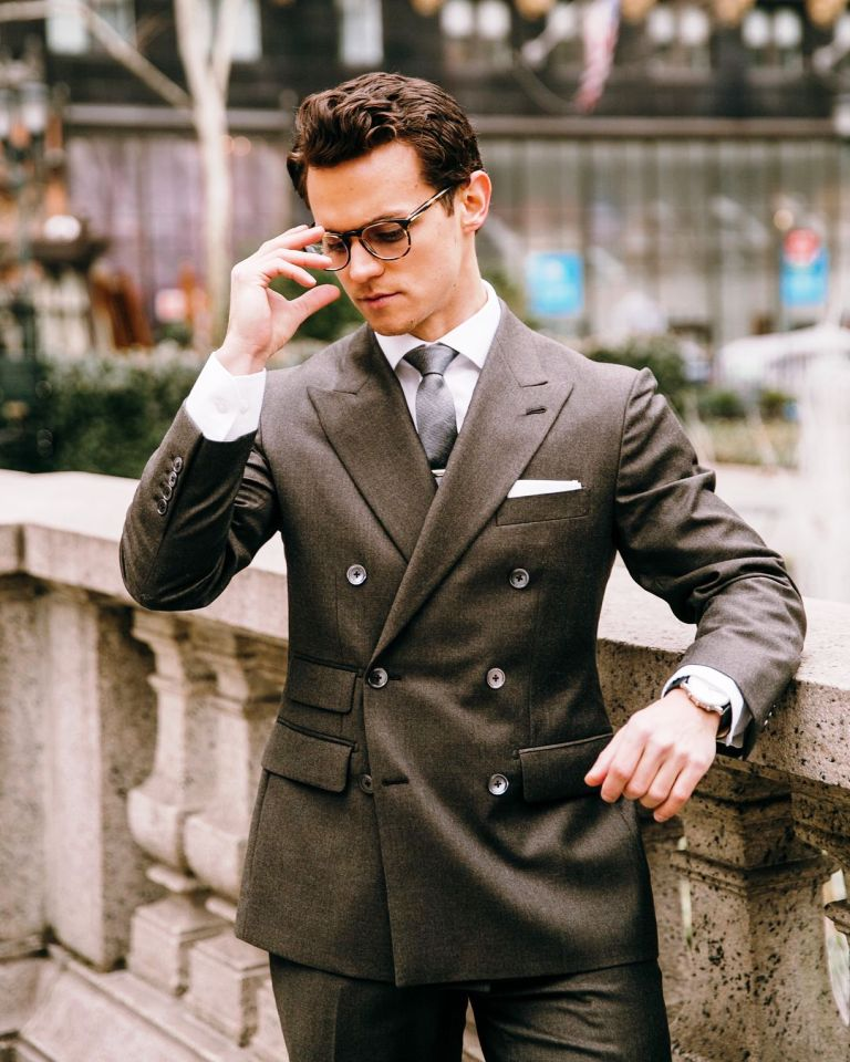 13-Double Breasted Suit Ideas