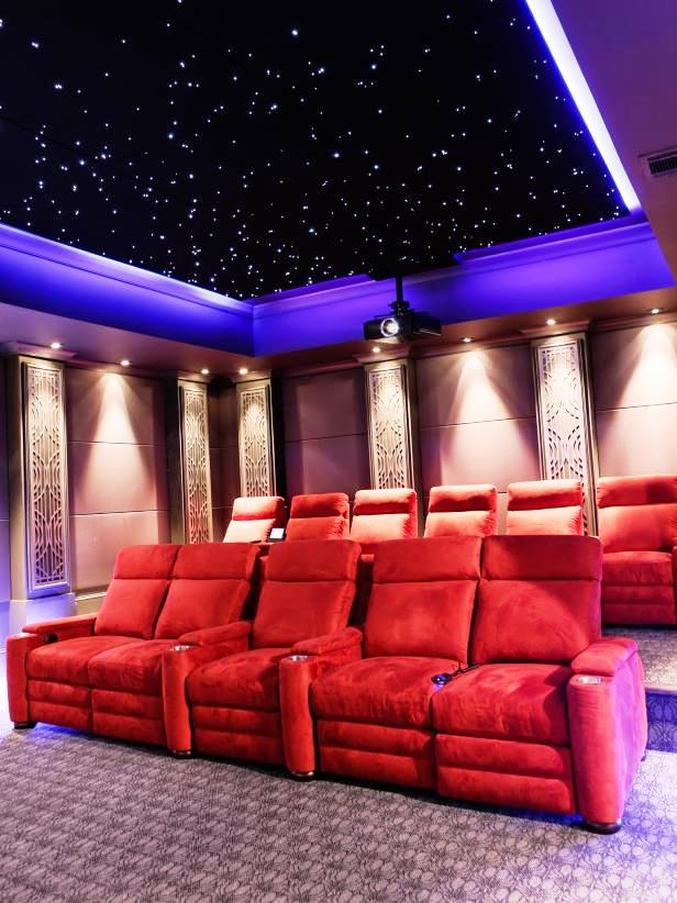22. Home Theater Ideas