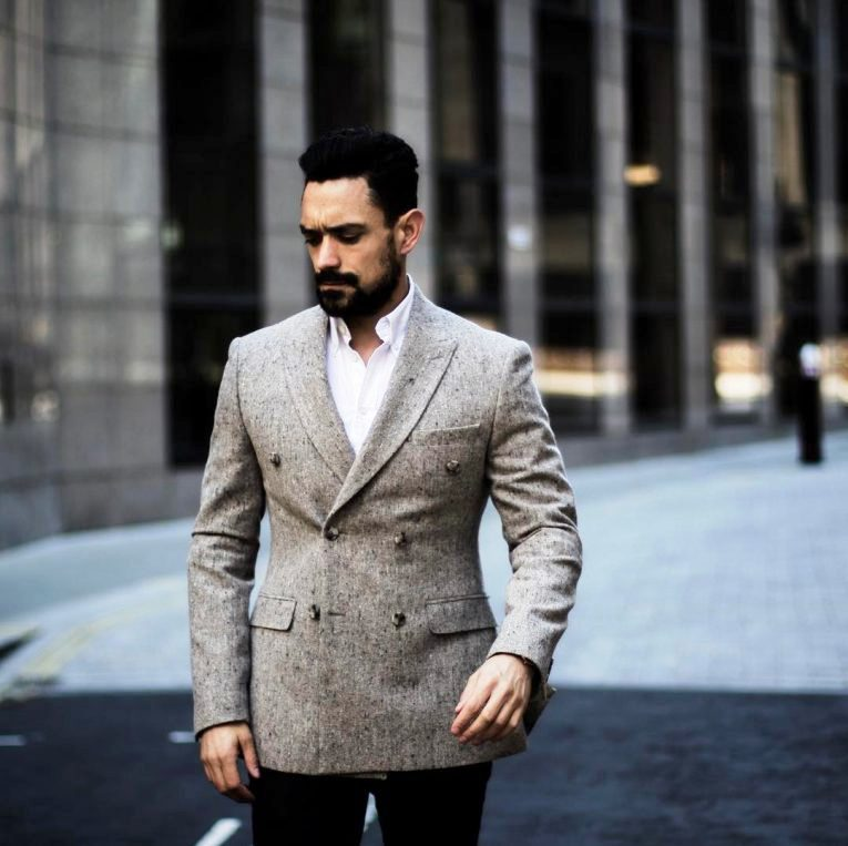 7-Double Breasted Suit Ideas