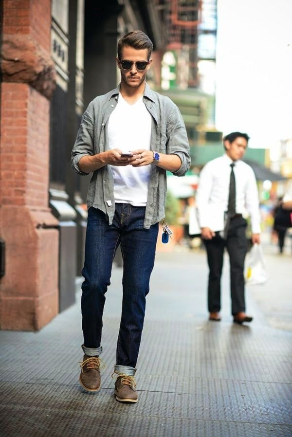 25-Men Fall Outfits