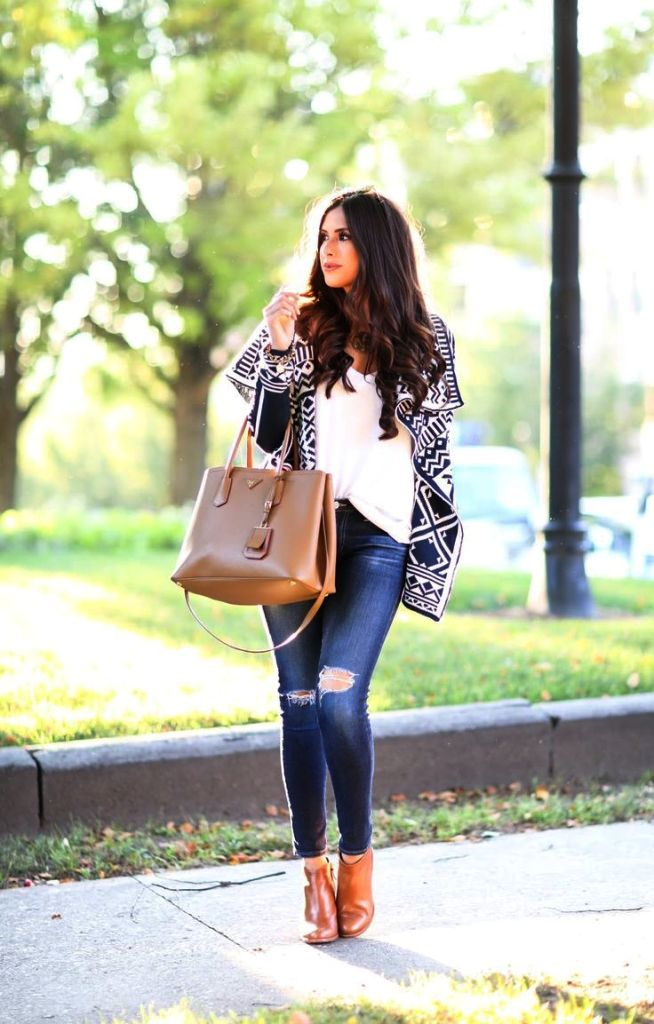 Fall Weekend Date Outfits