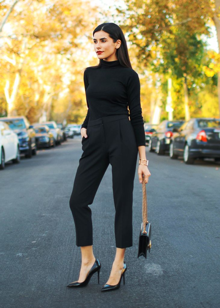 Street Style Women luncheon outfits