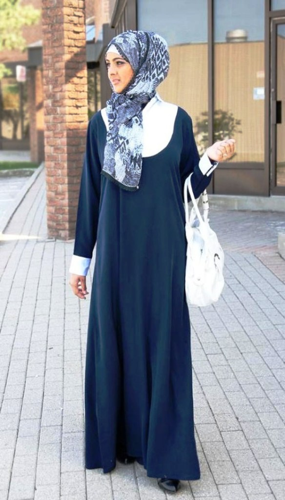 Treditional Abaya Design Ideas