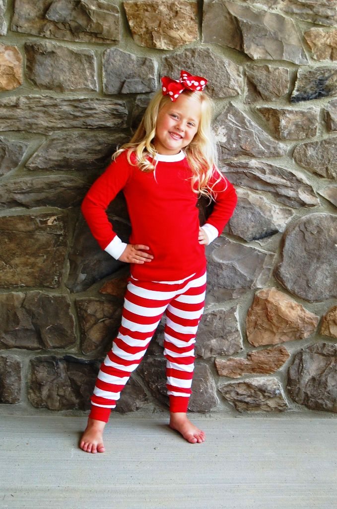 Christmus Pajamas For Kids