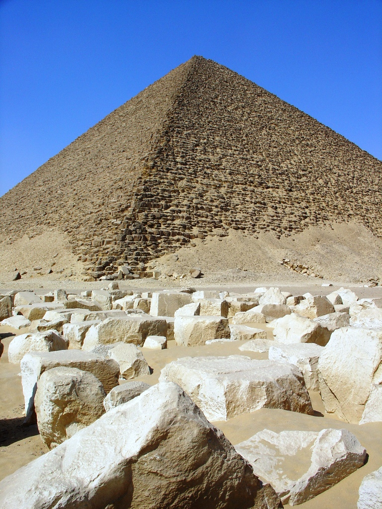 Dahshur-10 Amazing Places to Visit in Egypt This Year