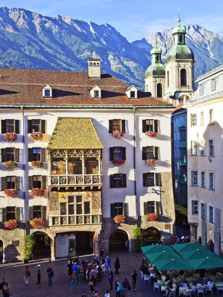 Innsbruck-10 Best Places Visit In Austria This Year