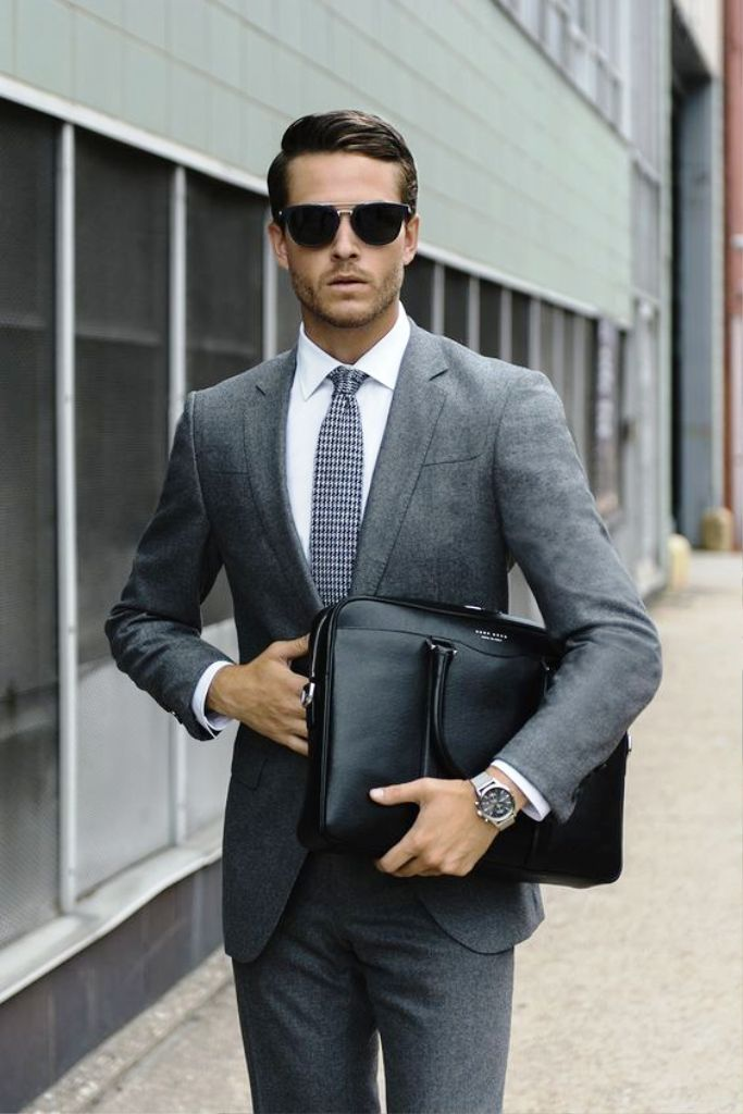 Nice Fitting Suit-12 Things Men Wear That Women Love