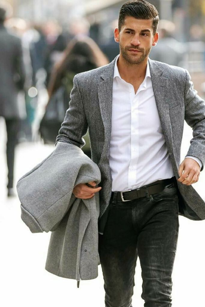Sport Suit-12 Things Men Wear That Women Love